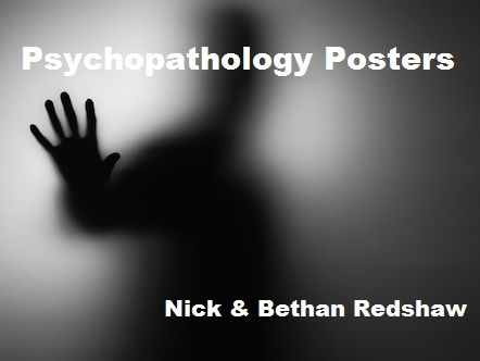 SPECIAL OFFER - Psychopathology and Approaches - Classroom and Revision Poster Bundle