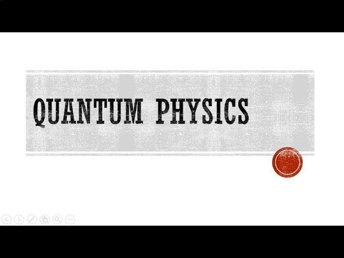 AQA A Level Physics Quantum Revision/Lessons and Resources 3 lessons