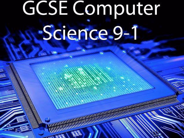 GCSE Computer Science 9-1 - Fundamentals of Algorithms