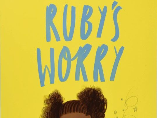 KS1 Whole Class Reading lessons - Ruby's Worry - Part 1