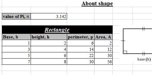Spreadsheet KS3 Project/ Assessment (Mathematic elements)