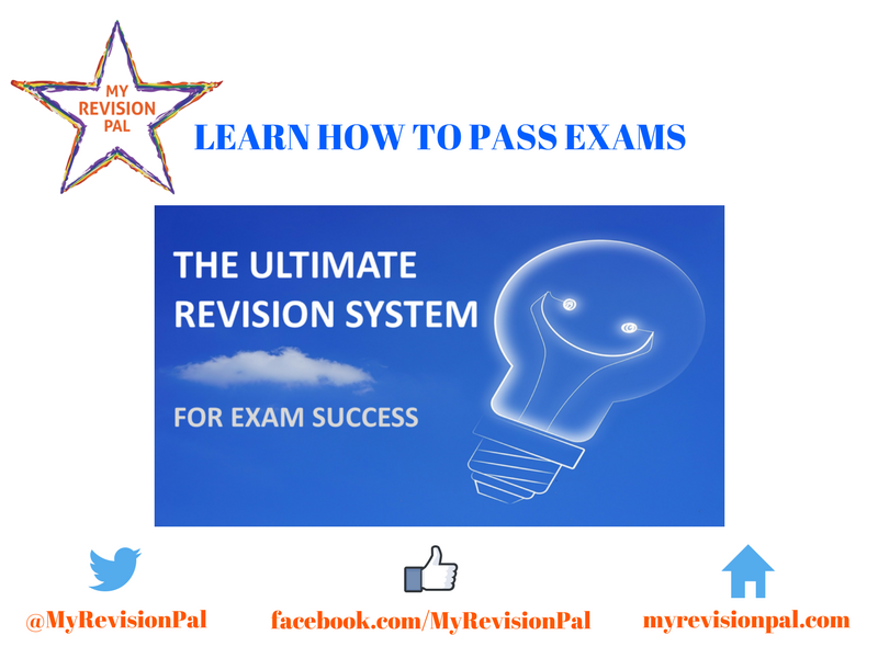 Learn How To Pass Exams With The Ultimate Revision System