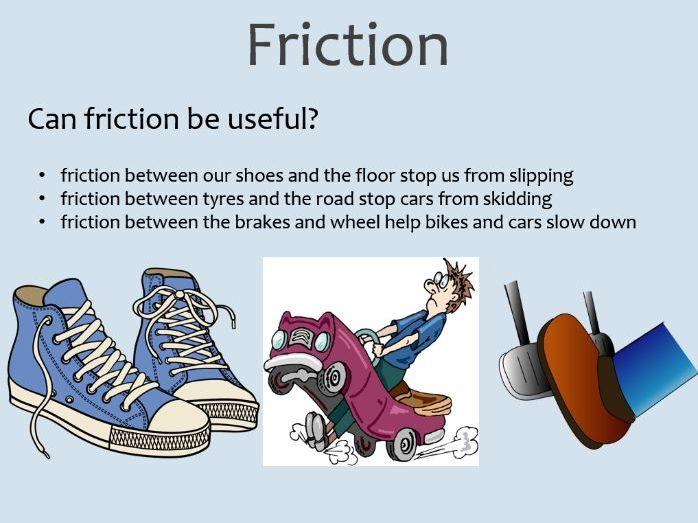 KS3 - Physics - Friction