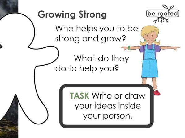 KS1 Character and Leadership Skills