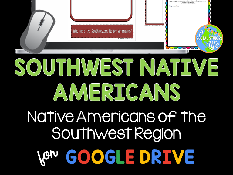 Southwest Native Americans