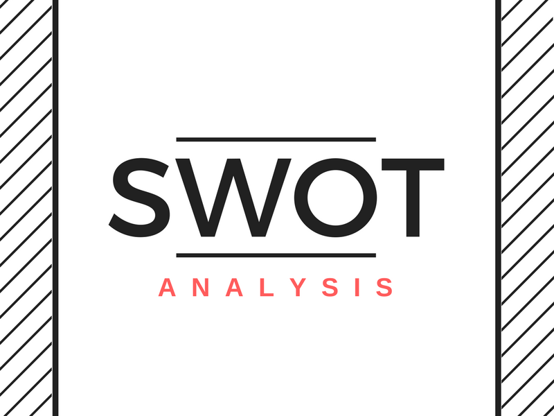 SWOT analysis for Business studies