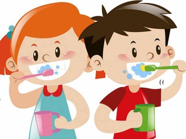 Self Care, Personal Hygiene, Teeth Brushing for Kids