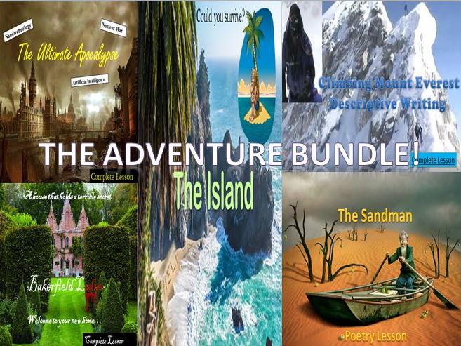 The Adventure Bundle