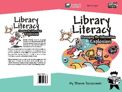 Library Literacy - Managing the Information Explosion