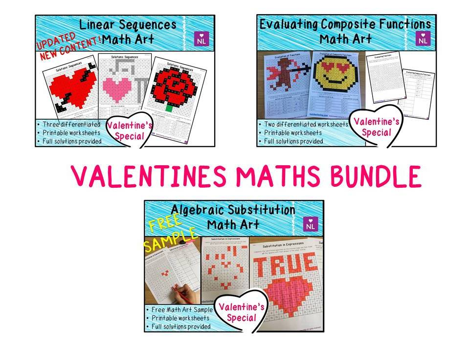 Valentines Maths