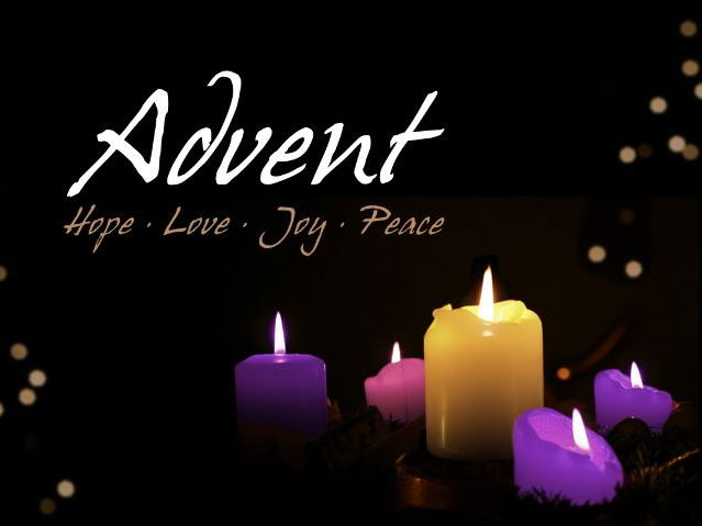 What is Advent?  Presentation lesson with activities