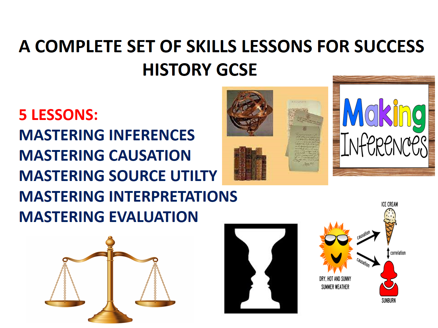 MASTERING THE SKILLS NEEDED FOR GCSE HISTORY