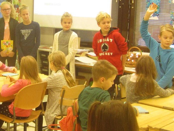 Coding, Collaboration, Communication and Curriculum in Finland