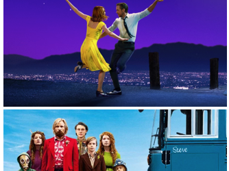 Spectatorship in American Independent film (La La Land & Captain Fantastic)