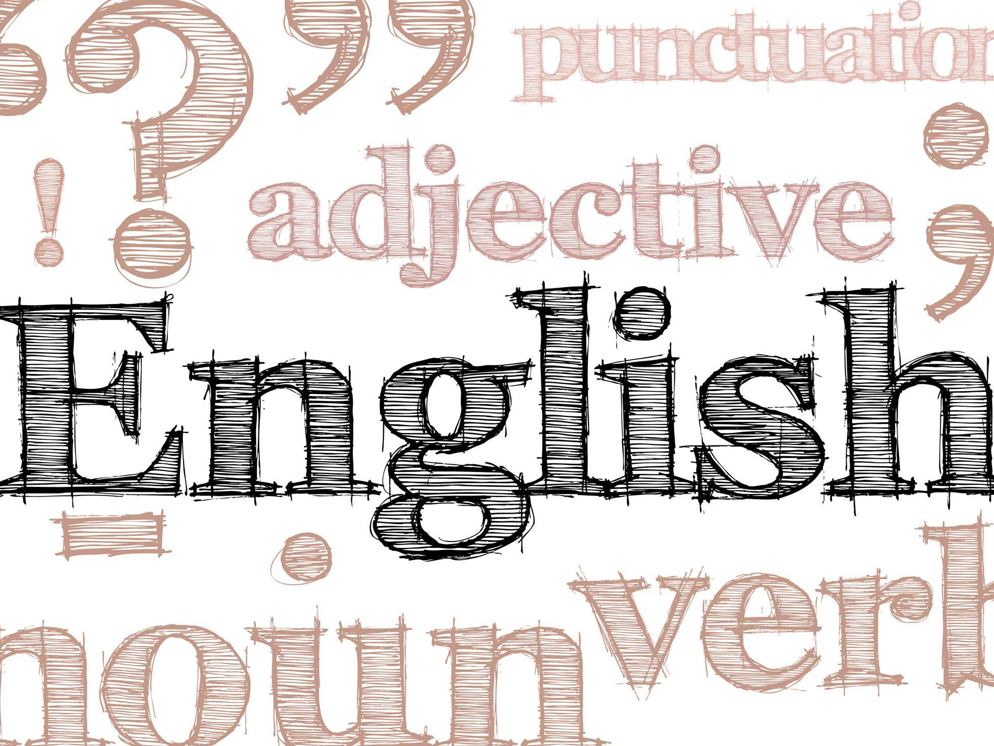 KS3-4 English quiz - spelling, punctuation and grammar