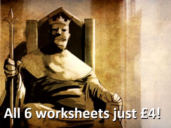 1066: SIX BBC Video Question Sheets
