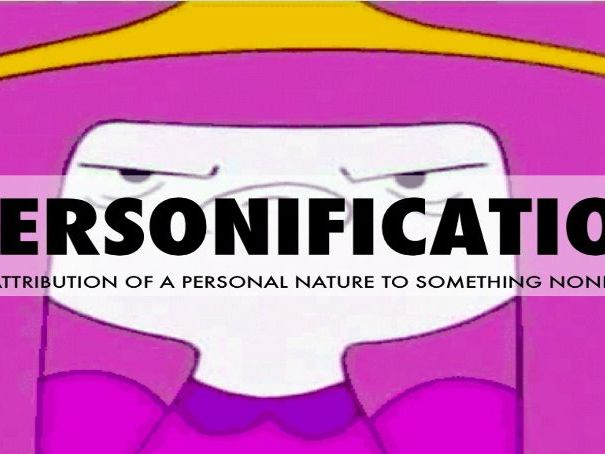 An introduction to personification