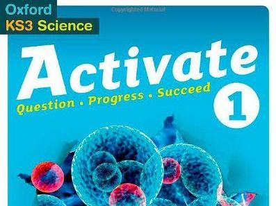 KS3 Activate Scheme Science lessons