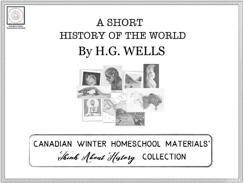 A Short History of the World, by H. G. Wells