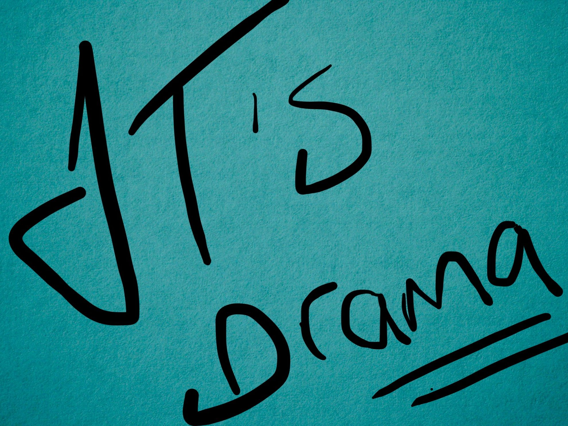 Drama Classroom Displays - Drama Vocabulary/Key Words and Types of Staging