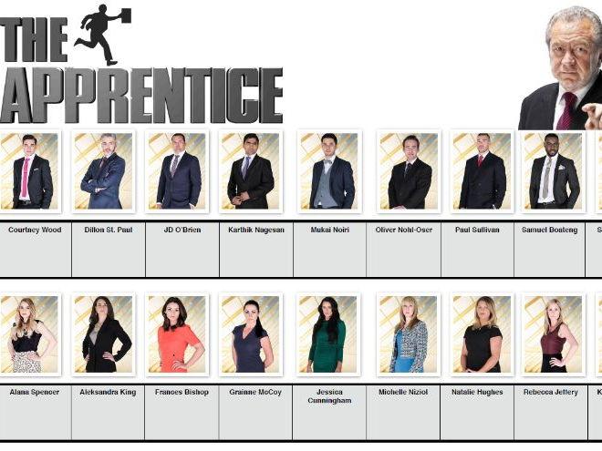The Apprentice 2016