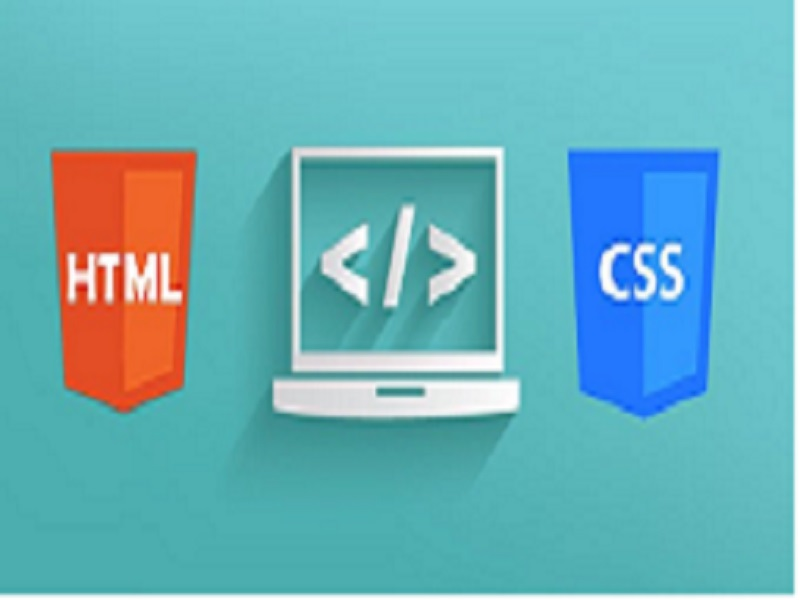 Creating basic web pages using html styled with CSS