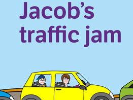 Jacob's Traffic Jam storybook