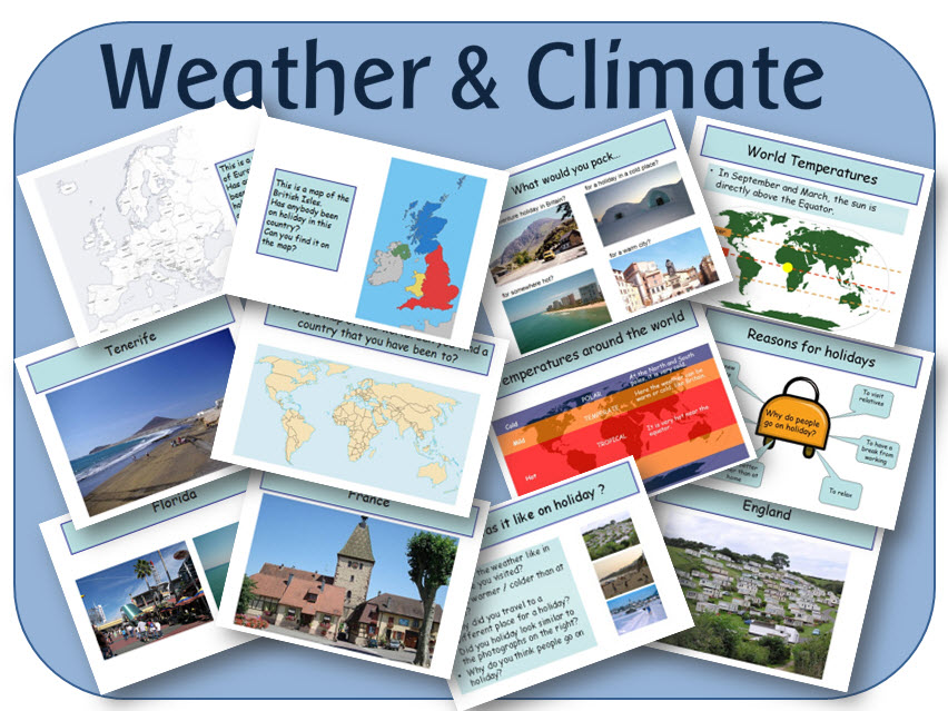 ks2 geography  weather and climate zones around the world