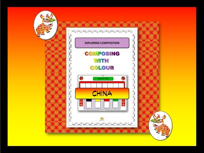 "Composing With Colour - ""CHINA"""