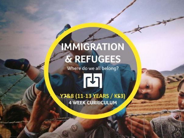Immigration & Refugee Curriculum - KS3
