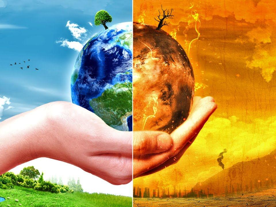 Climate Change Campaign lesson