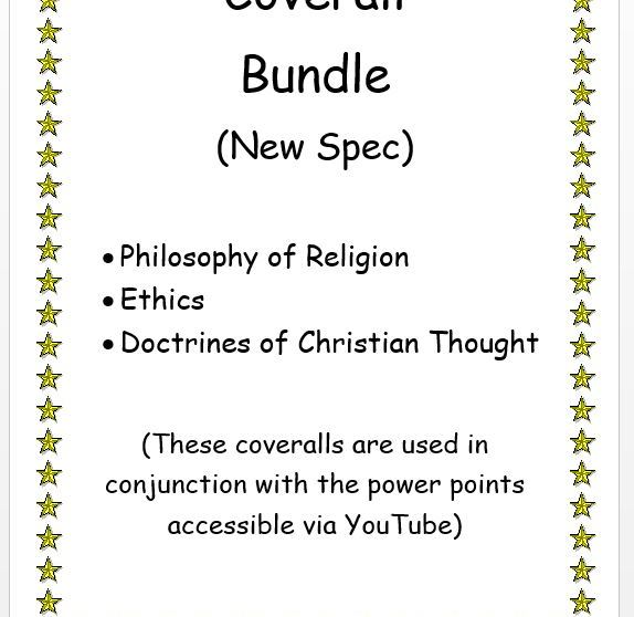 Second Year Coverall Bundle