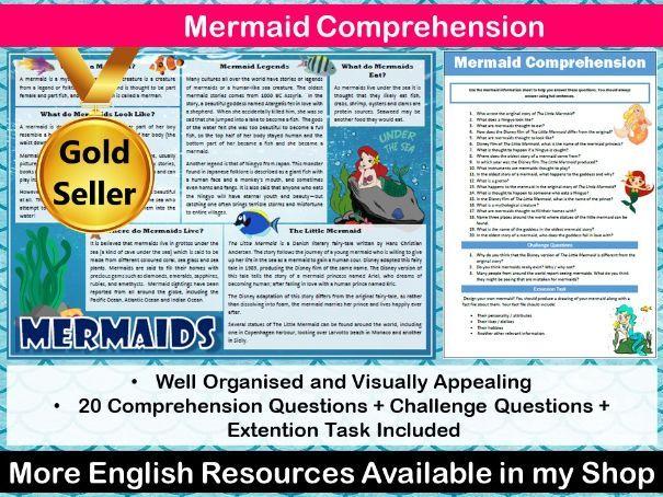 Mermaid Comprehension