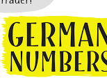 Counting in german language