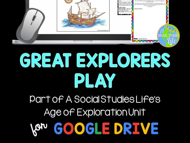 Great Explorers Play Age of Exploration