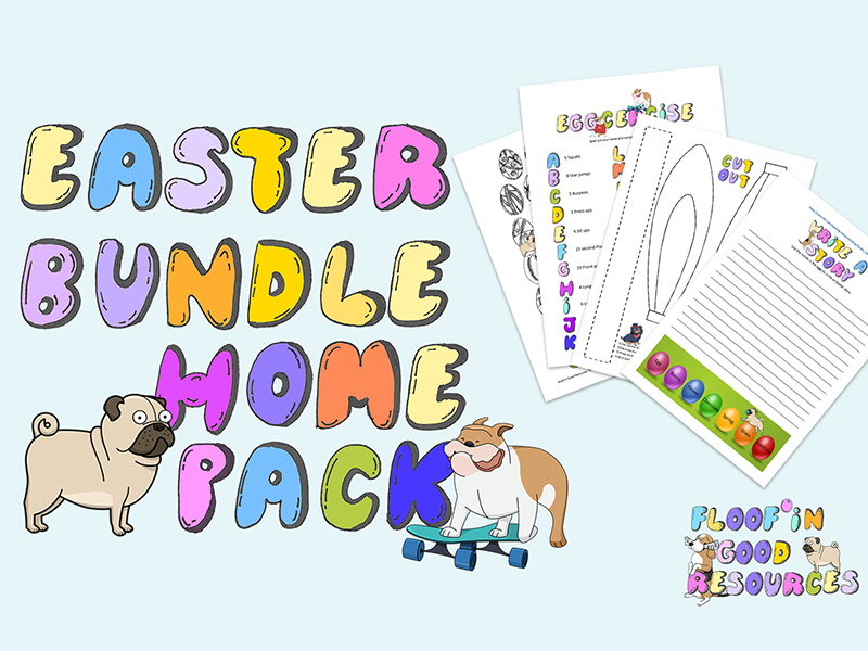 Home School Easter Bundle