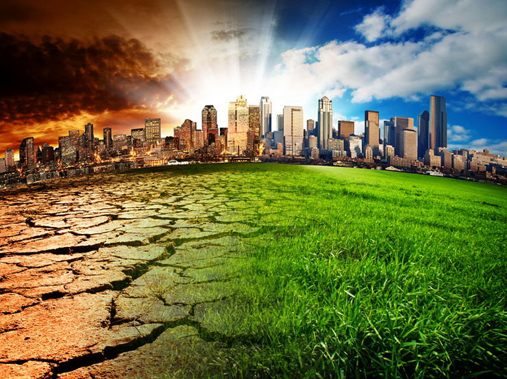 GCSE Stewardship RE Lesson Christian and Muslim views + topic of climate change
