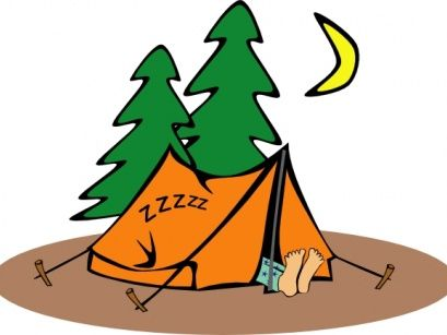 Camping Activity Booklet