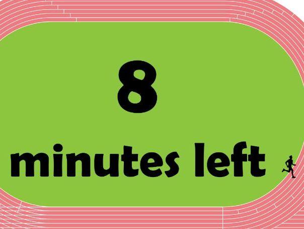 10 minute PE timer