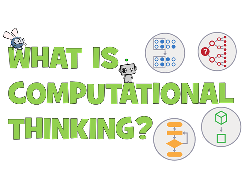 """What is computational thinking?"" Posters"