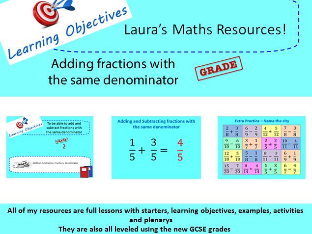 FREE Year 4 Mental Maths Test - PowerPoint Presentation - Block 1 by ...
