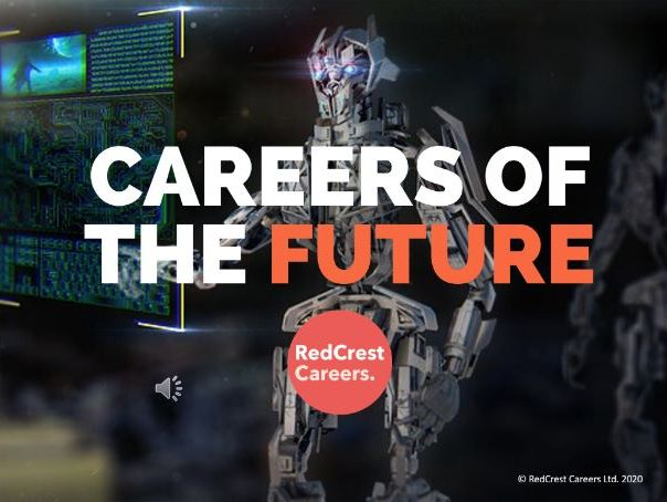 NEW Careers of the Future - virtual lesson with voiceover