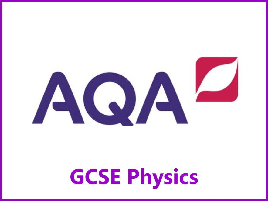 AQA Physics GCSE Grades 4, 6 & 8 Revision Checklists Papers One & Two