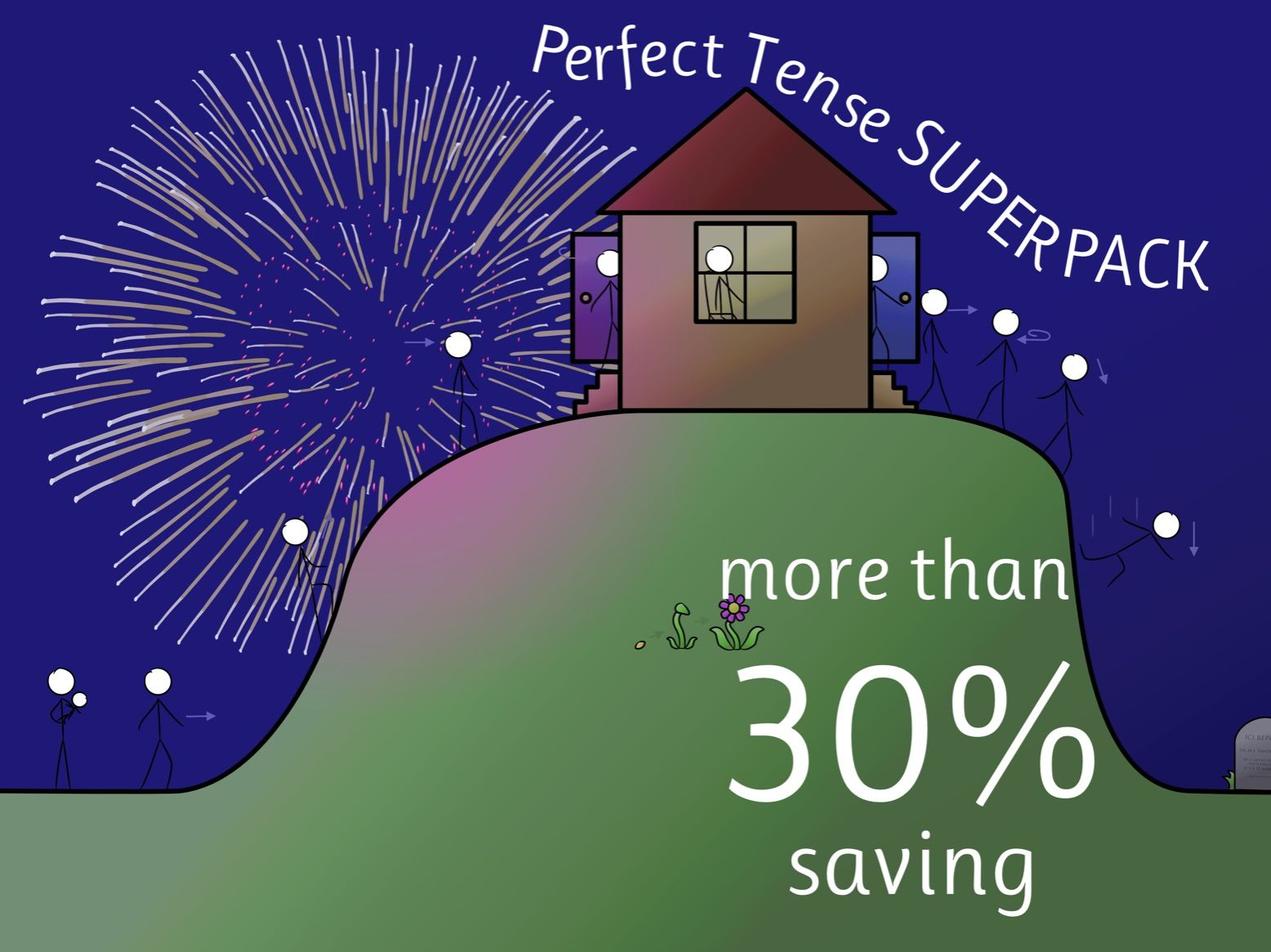Perfect Tense Super Pack (French)