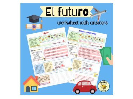 ¡A currar! El futuro. Trabajo y ambiciones. Soluciones. Spanish GCSE the world of work with answers