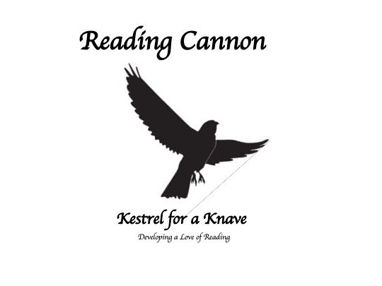 Reading Cannon - Kestrel for a Knave