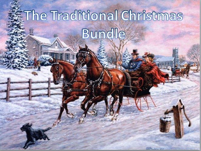 The Traditional Christmas Bundle
