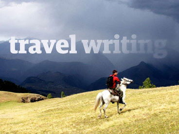 KS3 Travel Writing SOW