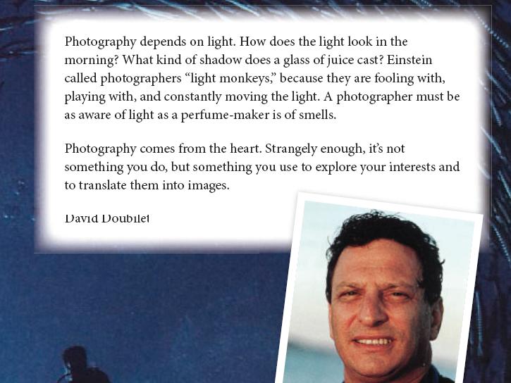 David Doubilet - A Life Underwater Comprehension KS2