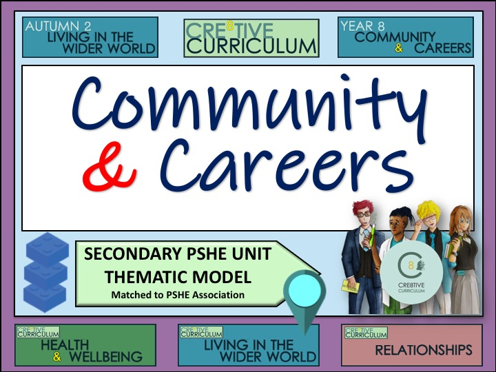 Thematic PSHE Community and Careers -